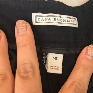Dana Buchman Pants - Dana Buchman | black professional slacks trouser